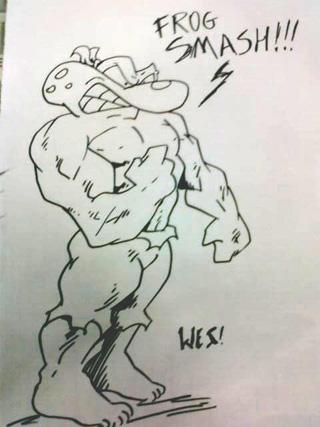 Wesley Samp, Os Levados da Breca, Sapo Brothers, Rafael Dourado, quadrinhos, humor, tiras, tirinhas, cartoon