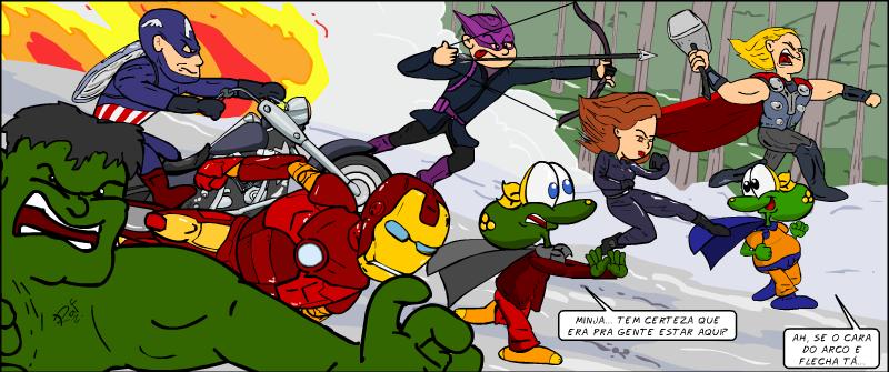 Sapo Brothers, diversão, tiras, humor,  animação, anima, quadrinhos, infantil, minja, jones