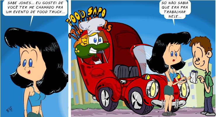 mulher maravilha, piada, tiras, humor, HQ, quadrinhos, infantil